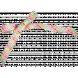 School Bow Rainbow 01