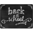 School Word Art Back To School