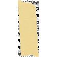 Vintage Tape Yellow