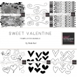 Sweet Valentine Templates Bundle