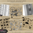 Outdoor Adventures Templates Bundle