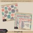Bohemian Breeze Painty Bits Bundle