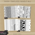Paper Templates Bundle #20