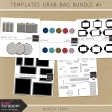 Templates Grab Bag Bundle #1
