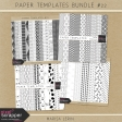 Paper Templates Bundle #22