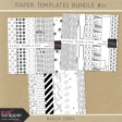Paper Templates Bundle #21