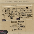 Vintage Christmas Images Bundle