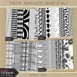 Paper Templates Bundle #27