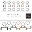 Brad Set #4 Bundle