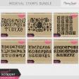 Medieval Stamps Bundle