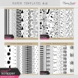 Paper Templates Bundle #28