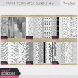 Paper Templates Bundle #31