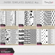 Paper Templates Bundle #33