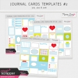 Pocket Card Templates Bundle #2