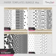 Paper Templates Bundle #35