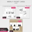 Weekly Pocket Cards Bundle