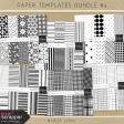 Paper Templates Bundle #4
