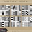 Paper Templates Bundle #7