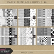 Paper Templates Bundle #8