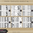 Paper Templates Bundle #9