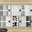 Paper Templates Bundle #10