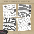 Ribbon Templates Bundle #2