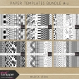 Paper Templates Bundle #12
