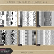 Paper Templates Bundle #17
