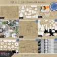 Picnic Day - Template Bundle