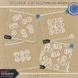 Toolbox Circles - Template Bundle