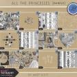 All the Princesses - Template Bundle