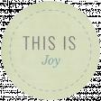 Choose Joy - Mini Kit - Tag