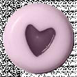 Choose Joy - Mini Kit - Heart Button