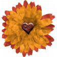 PS Blog Train October 2020 - Flower