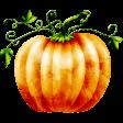 PS Blog Train October 2020 - Pumpkin