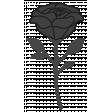 Gothic Templates - Gothic Rose