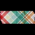 Celine Plaid Washi Tape