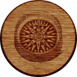 ::Pearl:: Wooden Flair 02