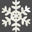 ::Retro Holly Jolly Kit:: Snowflake 02