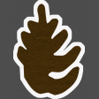 ::Joy Kit:: Pine Cone Sticker