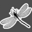 ::Seth Kit:: Dragonfly Sticker
