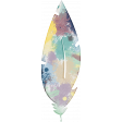 Genevieve Kit: Painted Paper Feather