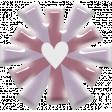 Genevieve Kit: Puffy Heart Sticker