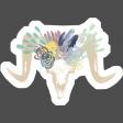 Genevieve Kit: Boho Chic Floral Skull