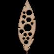 Genevieve Kit: Wooden Feather