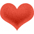 Brynn Kit: Puffy Fabric Heart