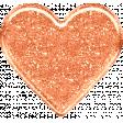 Alistair West Kit: Glitter Heart 02