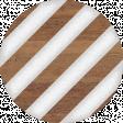 Adelaide Kit: Striped Wooden Circle