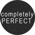 "Rebecca Kit: ""Completely Perfect"" Wordart"