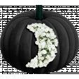 Elvira: Elements: Pumpkin w/ Gypsophila Moon